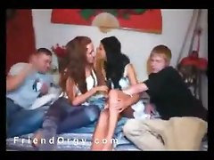 Mix Of Great Videos From Friendorgy
