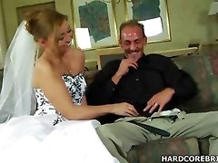 Cock Hungry Bride