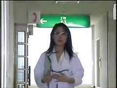 Nurse Fucks With Bandaged Patient