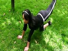 Maria Jose Fucking After Exercising