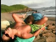 Amazing Beach Fuck