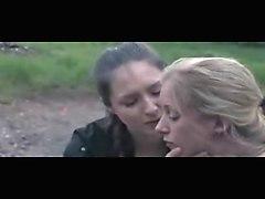 Slave Dia Zerva Lesbian Outdoor Bdsm Enema And Humiliation