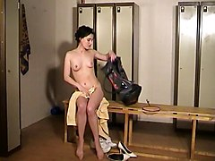 Susanna Francessca Upskirt And Strip