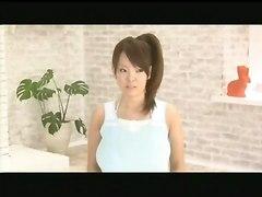 Hitomi Tanaka - Sporty Asian Idol