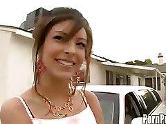 Bride In Lingerie Gets Boned