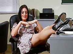 Kimberly Kane Graceful Legs & Excellent Ass