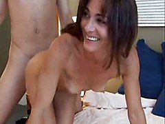 Mature Fuck With Young Man