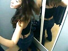 Spycam In Dressing Room
