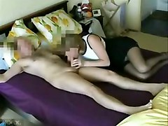 Hubby Films Wife With A Friend