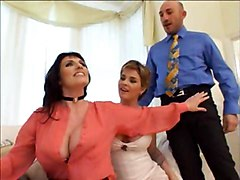 Isabel Ice And  Busting Cougar Josephine James Trasgu