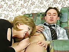 Horny Fat Mature Lady In The Nasty Sex Action