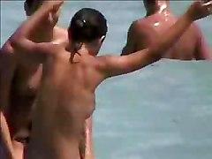 Beach Chicks Topless