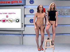 Russian Moskow Girl Tv Alena And Jana