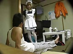 Super Service  Japanese Maid