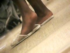 Young Pretty Feet