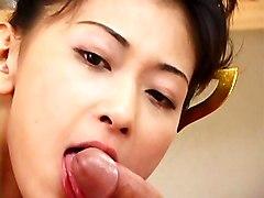 Elegant Japanese Woman Shagged