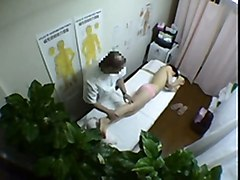 Hidden Cam Shows A Fantastic Massage Fuck From Japan