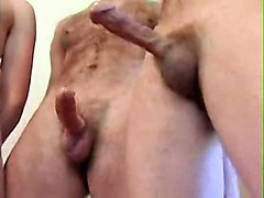 Father And Sons Masturbating