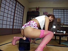 Squirting Japanese Babe 2