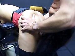 Spitroasted Slavegirl