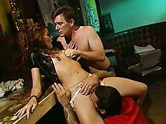 Sex On Billard Table