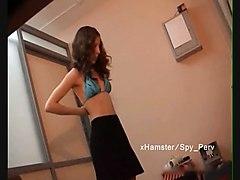 Spy Perv - Slender Young Lingerie Models   3