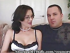 Hottie Housewife Gets Hammered