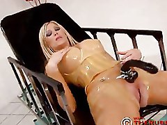 Piss Rubberclinic Lolly Badcock Transparent Part 1