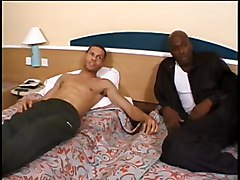 Little White Chicks Big Black Monster Dicks 07 - Scene 1