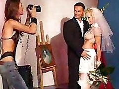 Anal Fucking Busty Brides