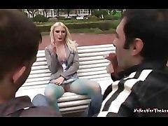 Gio And Viktor Meet Jenny