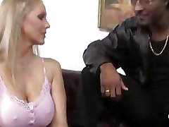 Cuckold Boyfriend Watches His Busty Milf Get Fucked