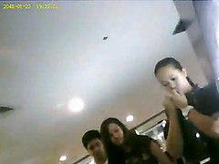 Boso Voyeur Teen Girl Upskirt On A Cellphone Shop