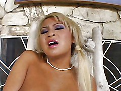 She Likes To Show Wet Pussy