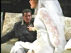 Hot Fuck At Wedding Night