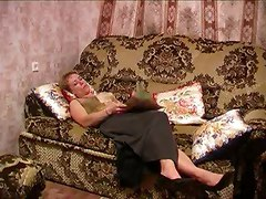 Russian Mature And Boy 246