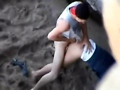 Hidden Fuck On The Beach