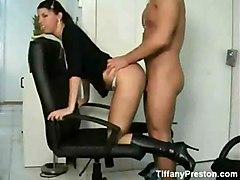 Tiffany Giving Head