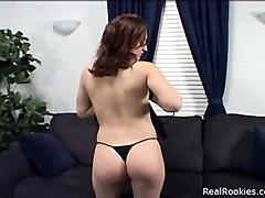Amateur Babe Masturbating