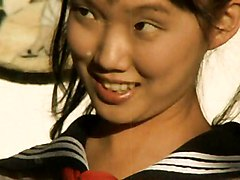 Japanese School Girls 3 Of 5