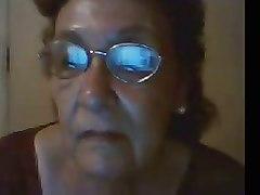 Habe Mit Oma Vor Der Cam Gewichst
