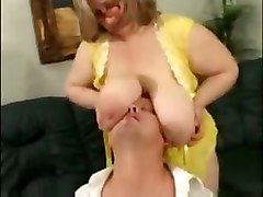 Busty Bbw In Glasses Fucks