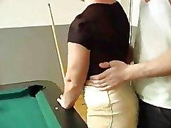 Mature Russian Anal