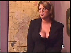 Teacher With Big Tits Craves Cock