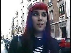 Sonia Belgacem   Anal Threesome