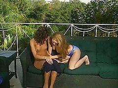Two Hotties Having Wild Sex