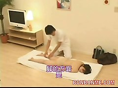 Husband Let Wife Be Fucked By Masseur 004