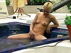 Young Couple Fucking In Jacuzzi