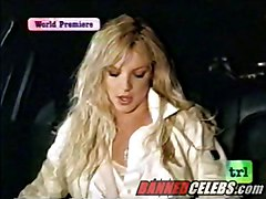 Britney Spears In Bath Tub