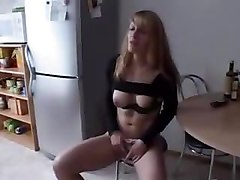 Pervert German Mom & Her Daugther Fucked & Sprayed  -jb$r